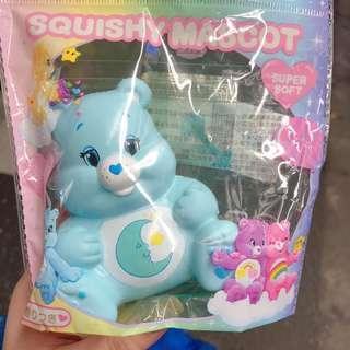 Care bears blue Squishy