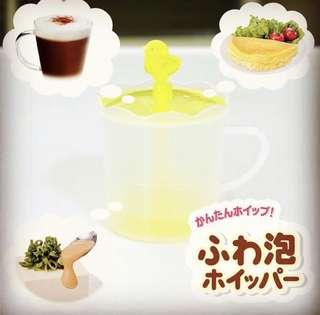 日本打泡神器🧖🏼♀️ 整奄列 咖啡 濃汁