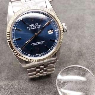 Dome Crystal for Rolex 16014 Oyster Perpetual Datejust