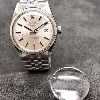Dome Crystal for Rolex 1601 oyster Perpetual Datejust