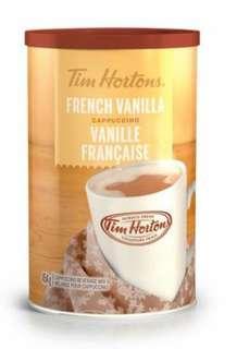 💕空運💕 Tim Hortons French Vanila Capuccino - 順豐到付
