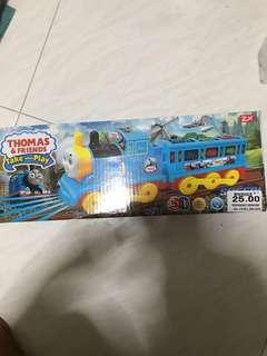 Thomas and Friend train toy