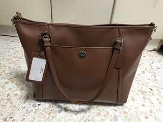 Coach lady bag 💼 Brown