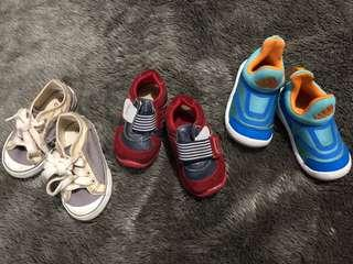 Bundle shoes for baby boy