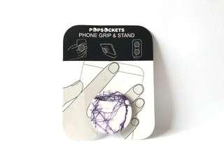 🚚 Marble Pop Socket