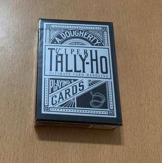 🚚 Tally-Ho Viper Fan Back - Ellusionist