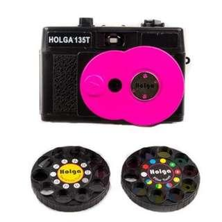 Holga 135T Film Camera With SLF Turret