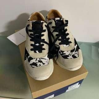 全新 paul smith leather sneaker