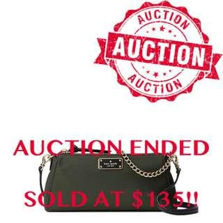 """⏰ENDING SOON!! Auction """"Like"""" & """"Bid"""" Authentic Brand New Kate Spade Wilson Road Jane Crossbody Bag From USA Suggested Retail: $328"""