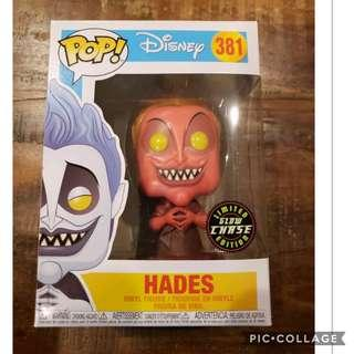Hercules HADES CHASE Funko Pop