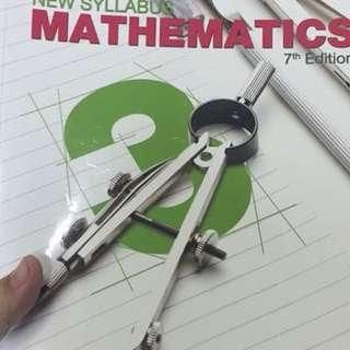 Secondary 3 Maths Textbook Shinglee