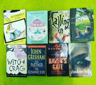 English Novel Preloved