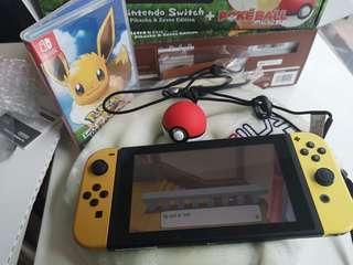Nintendo Switch Pokémon Bundle Limited Edition