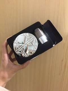 [全新有盒] Dior diorskin nude air luminzer 001色 補妝光亮效果