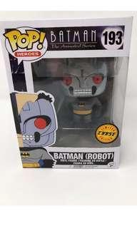 Robot Batman CHASE Funko Pop