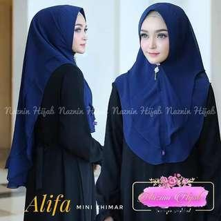 Khimar 2 layer