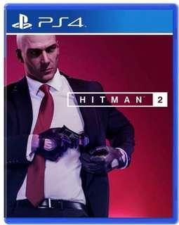 全新 PS4 Hitman 2 刺客任務2 中英文版