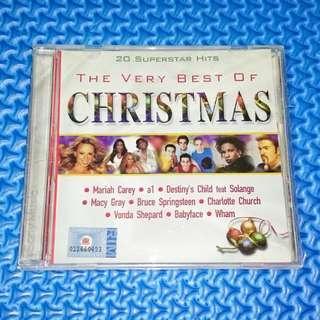 🆒 VA - The Very Best of Christmas [2001] Audio CD