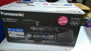 Camera Recording Panasonic HC-MDH2