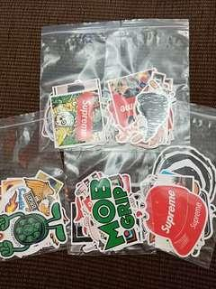 Random Sticker Packs