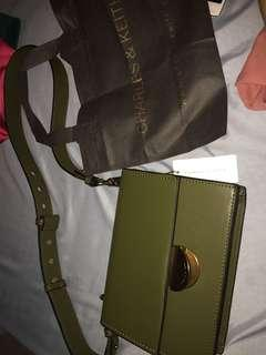 Mini bag charles n keith ORIGINAL 100%