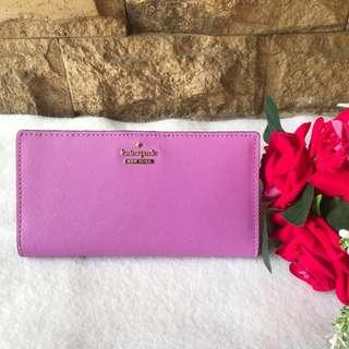 NEW kate spade stacy wallet
