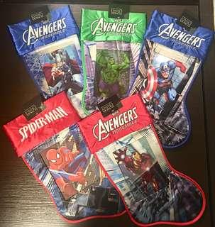 全新 Marvel Spider-Man 3D 聖誕禮物袋 (順豐到付)