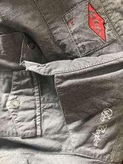 Lee Cooper (Authentic)  Kemeja T - Ladies ( Grey)