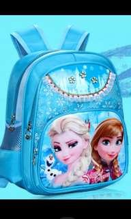 School Bag | Frozen | Elsa