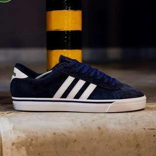 Adidas original daily superskate navy suede #PROMONGKIR #FREESHIPPINGJABODETABEK