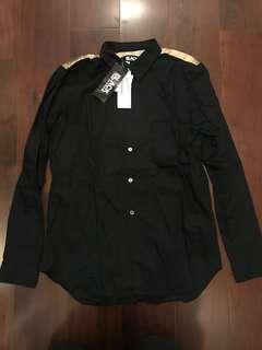 COMME DES GARÇONS 正品 (L) Black T shirt
