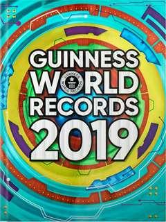 (BN) Guinness World Records 2019