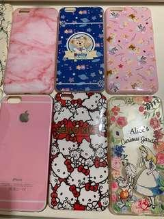 iPhone 6/6s plus Case duffy Alice 粉色