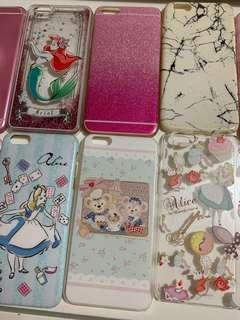 iPhone 6 Plus case duffy Alice 粉色