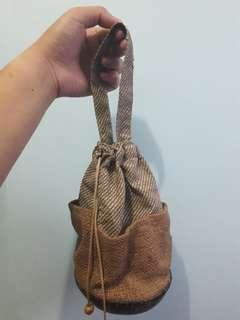 Pouch Made of Coconut