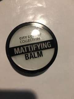 City color Mattifying primer