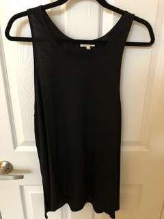 Wilfred Free Black Tank Top