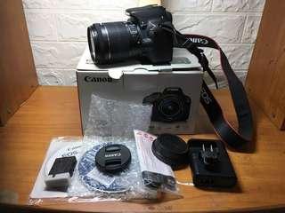 🚚 Canon 100D+18-55mm STM