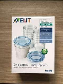 BN Avent Philips Milk Food Storage System