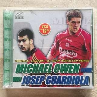 Michael Owen & Pep Guardiola