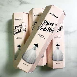 婚紗保濕水潤素顏霜 50ml