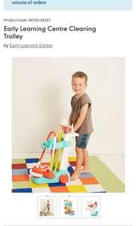 Brand new ELC CLEANING TROLLEY