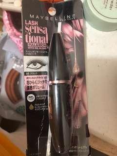 Maybelline睫毛膏