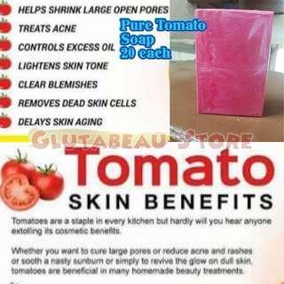 TOMATO SOAP 135GRAMS