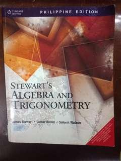 Stewart's Algebra and Trigonometry