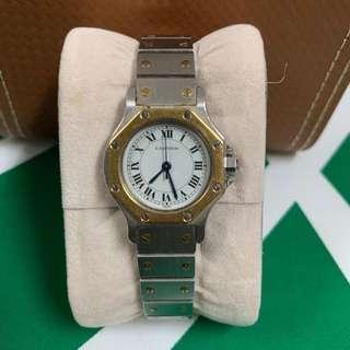 Cartier Santos Ladies Watch