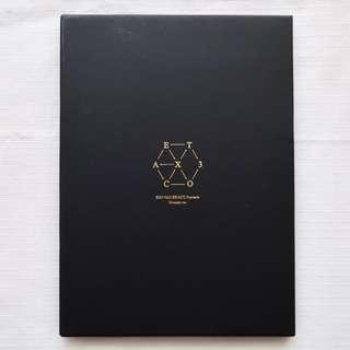 EXO - EX'ACT Official Postcards Monster Ver.