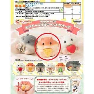 倉鼠環保扭蛋 單款販售