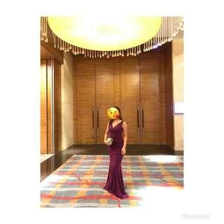Karimadon Long Sexy Fitted Gown ✨