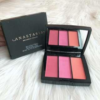 Anastasia blush on